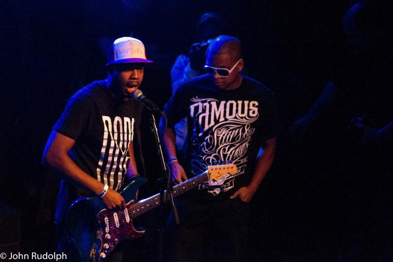 Ayron Jones and Bass2 (1 of 1)