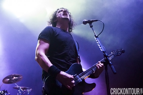 Gojira @ WaMu Theater in Seattle, Wa