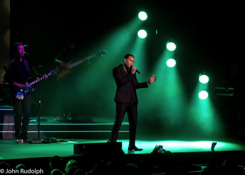 John Legend Green Lights (1 of 1)