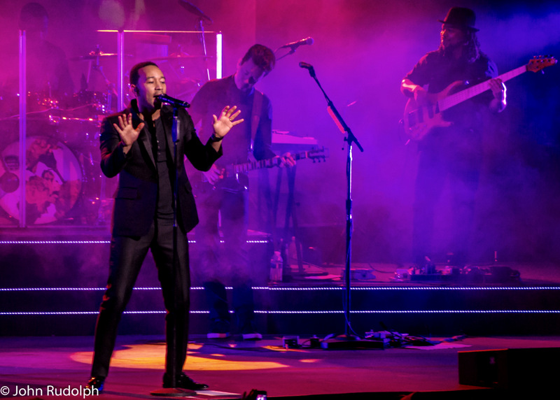 John Legend and Band4 (1 of 1)