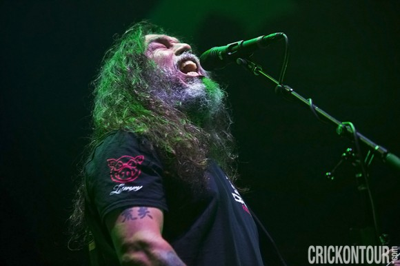 Slayer @ WaMu Theater in Seattle, Wa