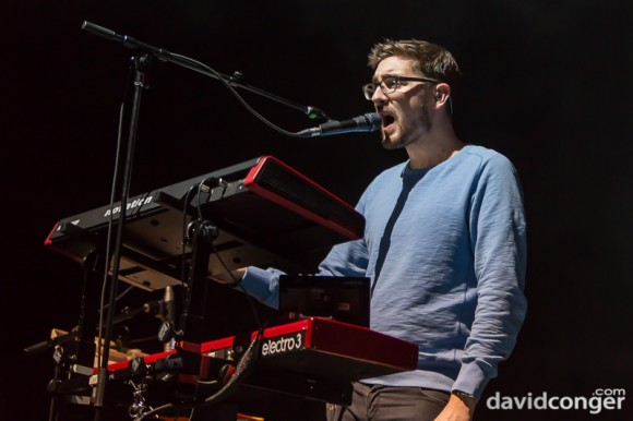 Alt-J at Deck The Hall Ball 2013