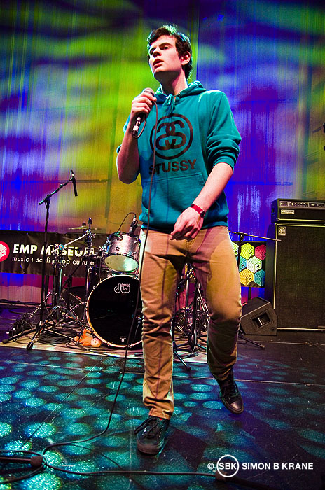 Nabii Ko$mo performing at EMP Sound Off! Semi-Finals #2. 15 February, 2014