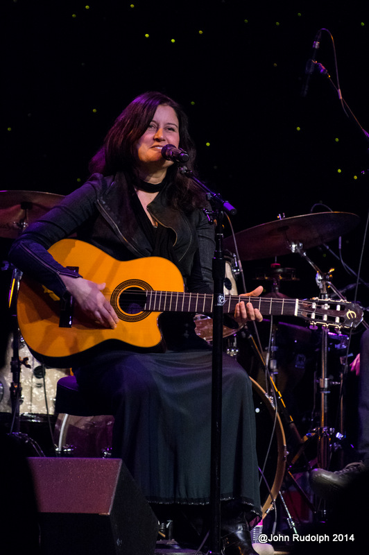 Paula Cole With Guitar Sitting (1 of 1)