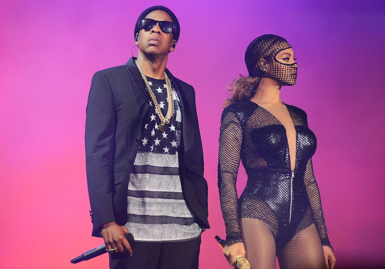 Beyonce & JAY Z - On The Run Tour - Seattle