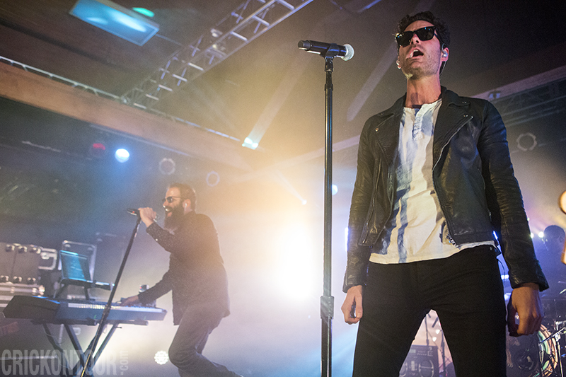 Capital Cities @ Showbox SoDo