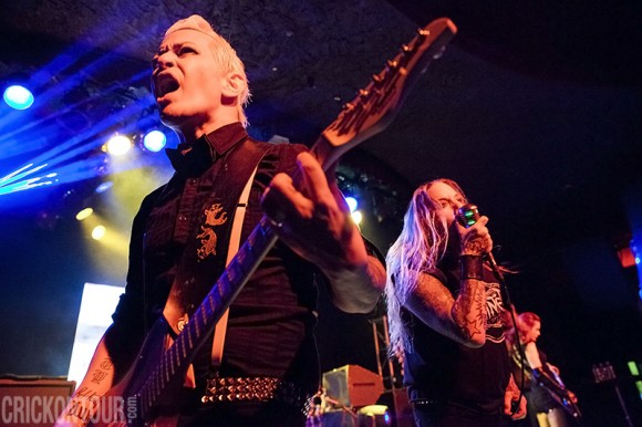 Coal Chamber @ The Showbox