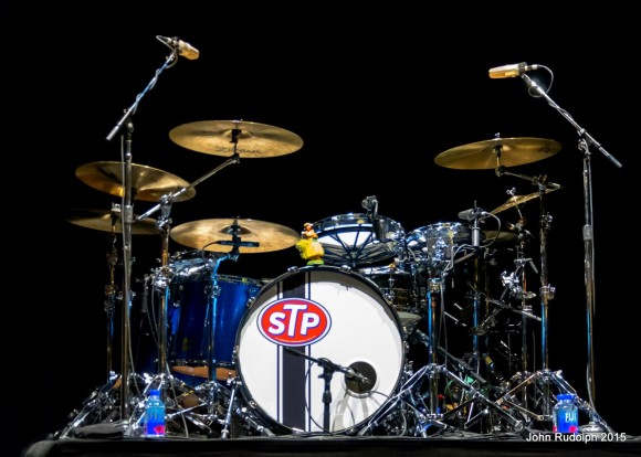 Stone Temple Pilots Drums (1 of 1)