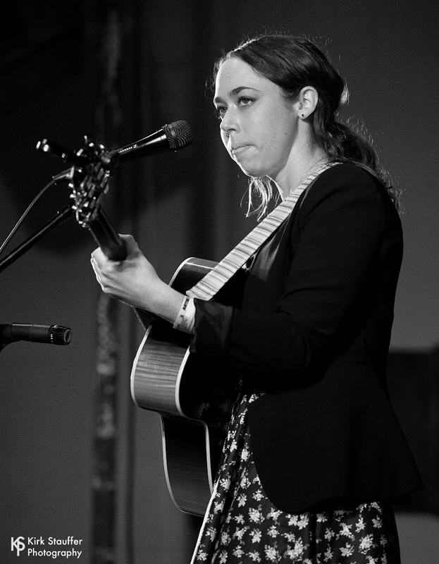 44 Sarah Jarosz @ St. David's Historical Sanctuary