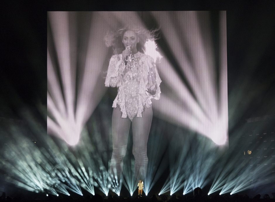 SEATTLE, WA - MAY 18: Beyonce performs during the Formation World Tour at CenturyLink Field on Wednesday, May 18, 2016, in Seattle, Washington. (Photo by Daniela Vesco/Parkwood Entertainment)
