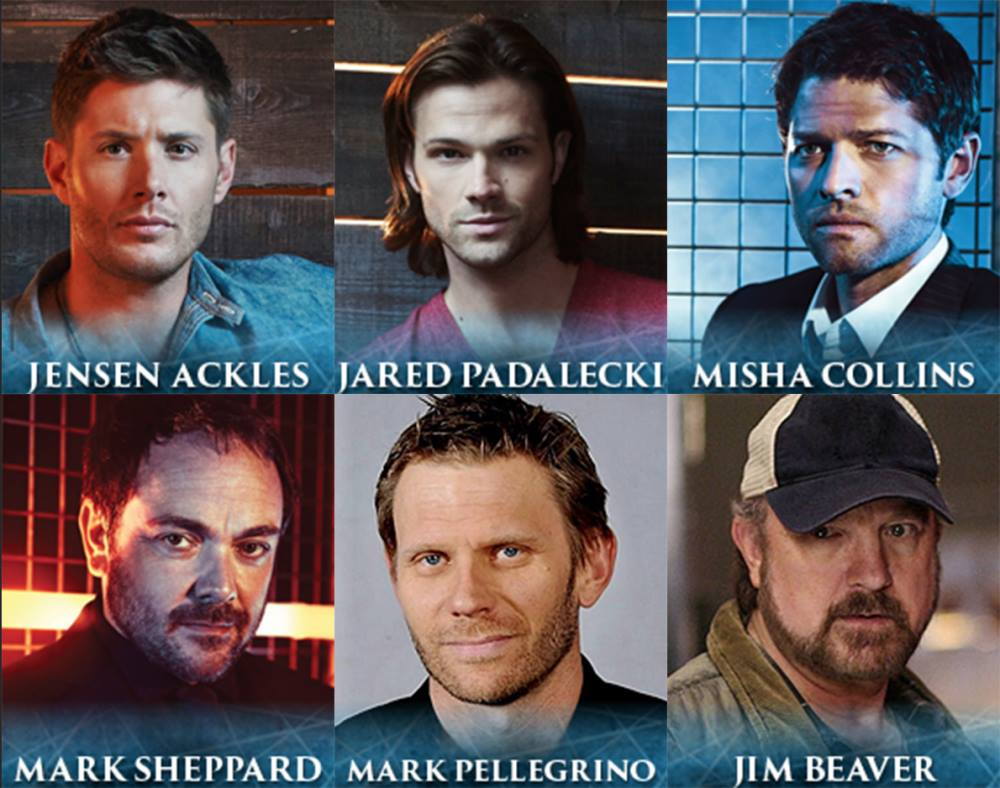 Back Beat Seattle Preview Supernatural Official Convention